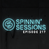 Lucas Steve & Mike Williams & Curbi - Spinnin' Sessions 217 2017-07-06 Artwork
