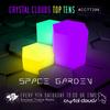 Space Garden - Crystal Clouds Top Tens 296 2017-10-28 Artwork