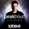 Exodus & NYTRIX - Peakhour Radio #132 2017-11-23 Artwork