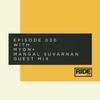 Myon & Mangal Suvarnan - Ride Radio 030 2017-10-11 Artwork