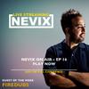 Joe Nevix & Firedubs - Nevix On Air #16 2017-04-27 Artwork