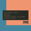 Myon & Late Night Alumni - Ride Radio 006 2017-04-26 Artwork