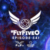Simon Lee Alvin - Fly Five-O 541 2018-05-27 Artwork