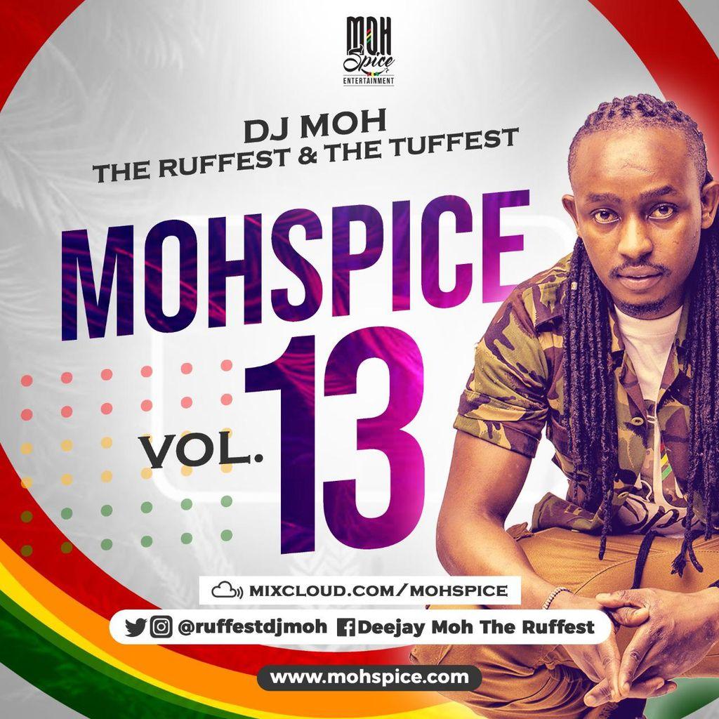 MOHSPICE vOL13 - Dj Moh
