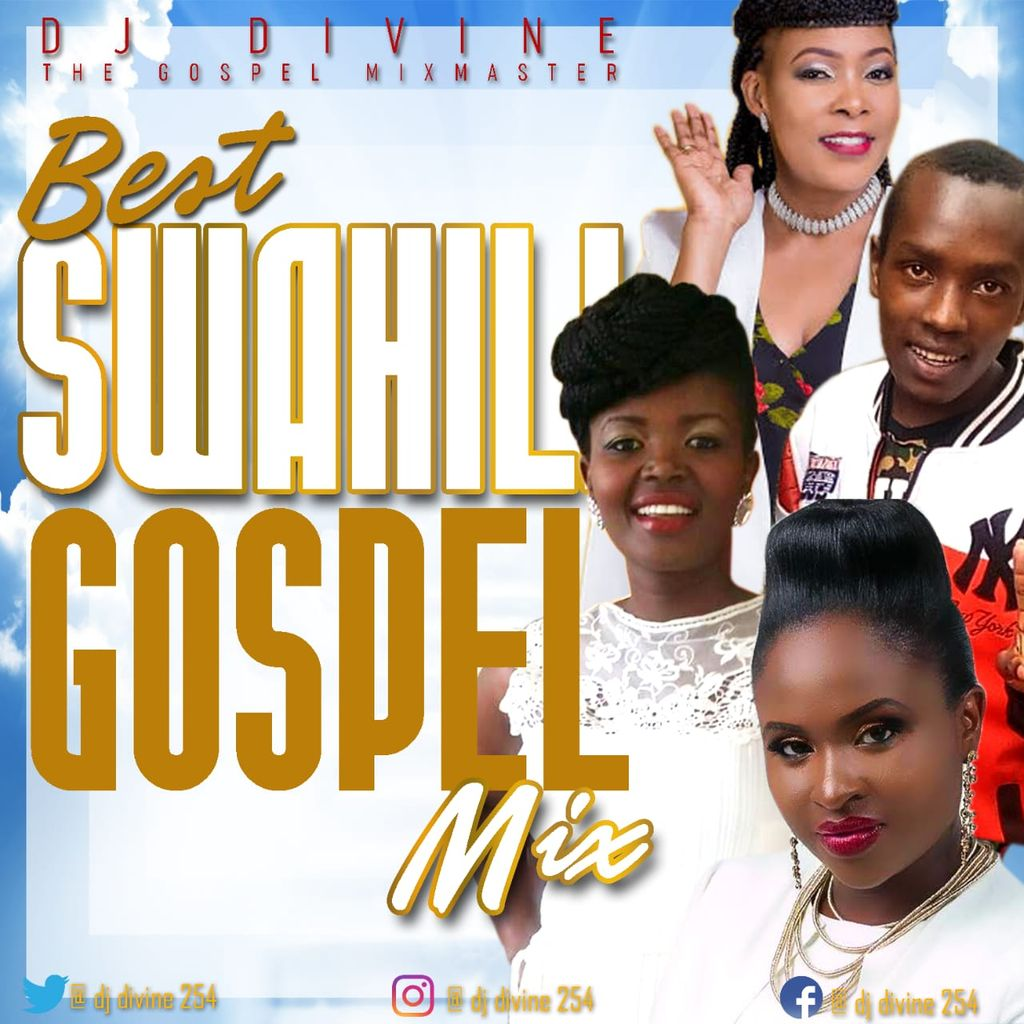 Kikuyu Worship Mix - dj divine 254