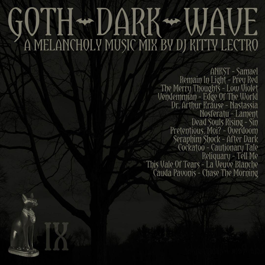 GOTH DARK WAVE MIX 9