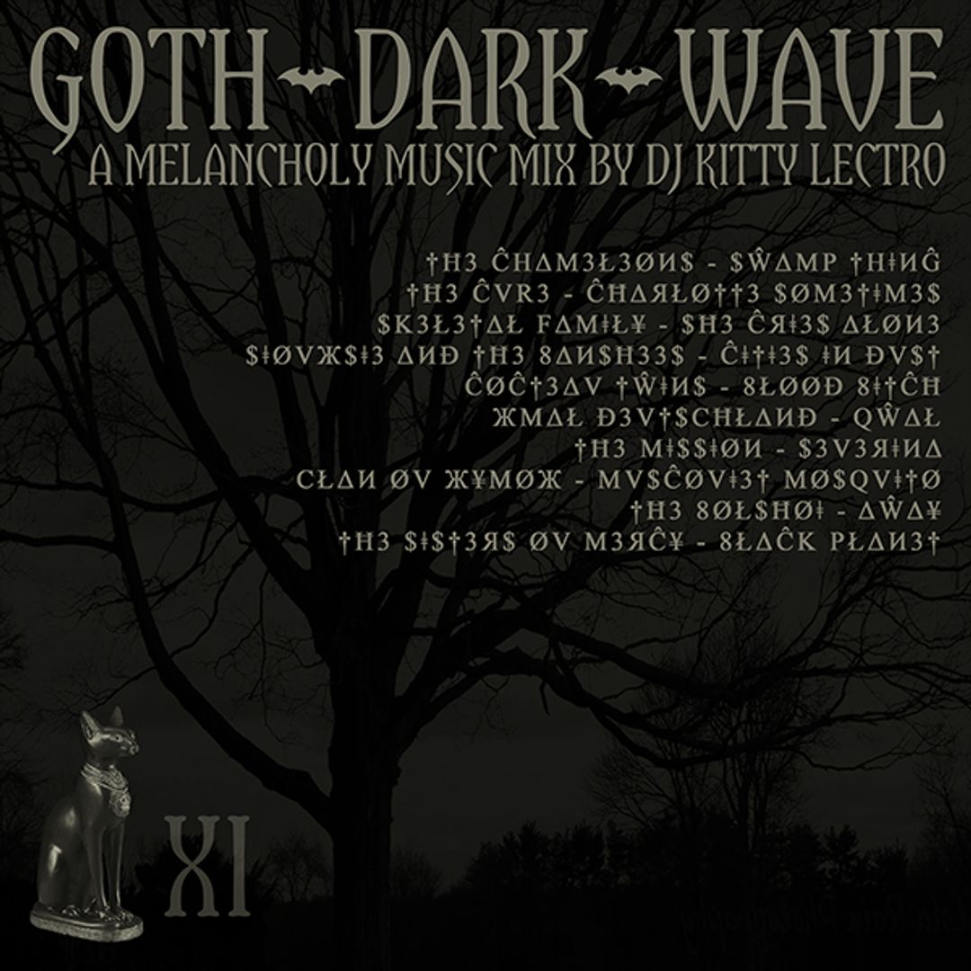 GOTH DARK WAVE MIX 11