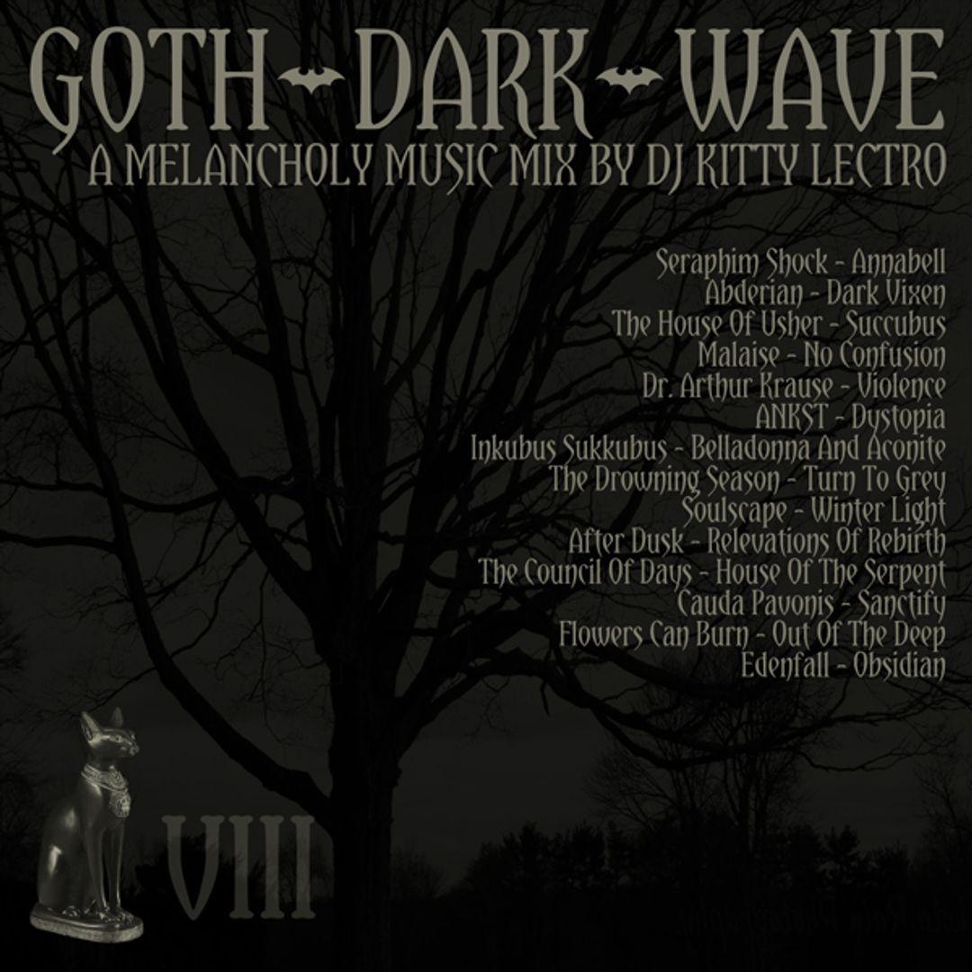 GOTH DARK WAVE MIX 8