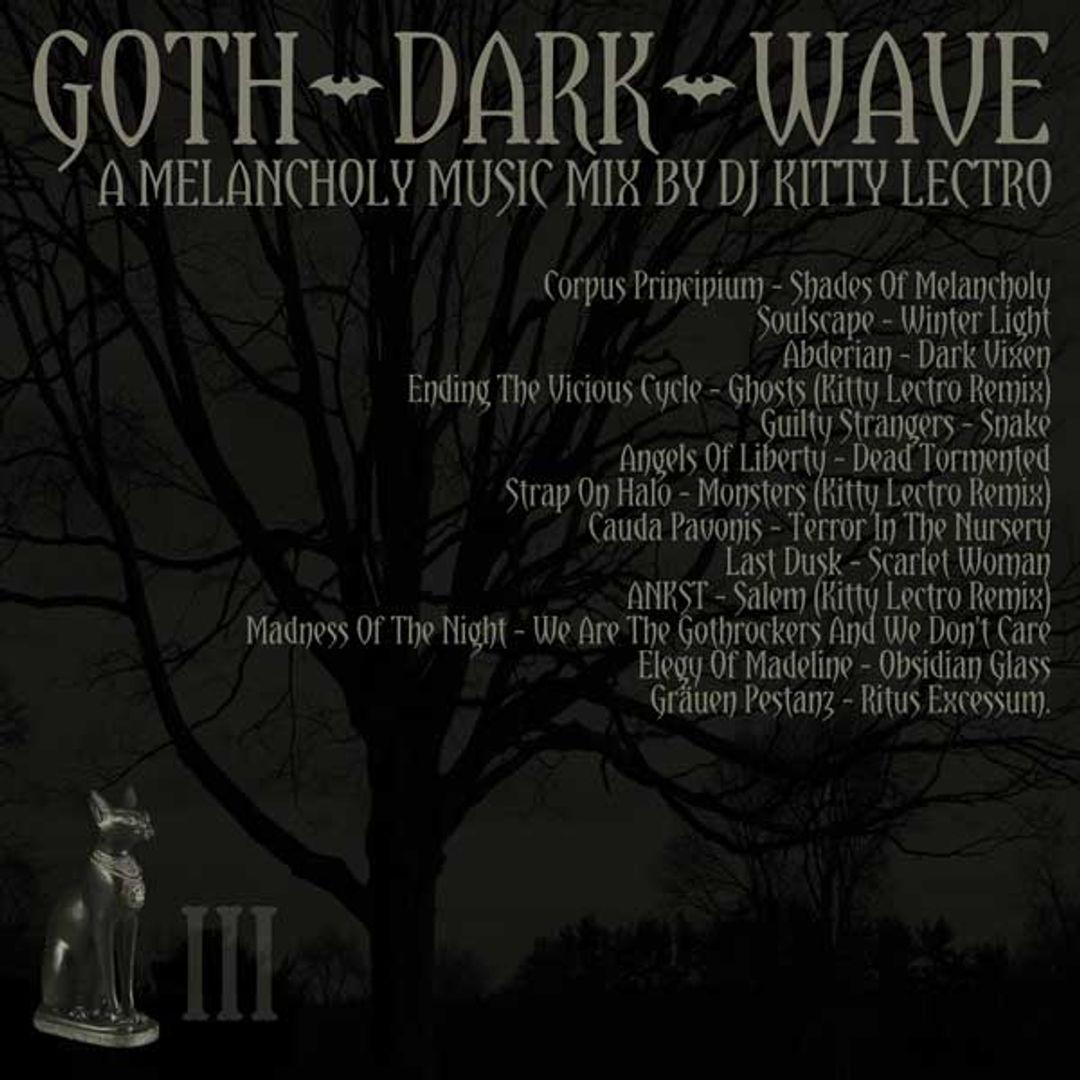 GOTH DARK WAVE MIX 3