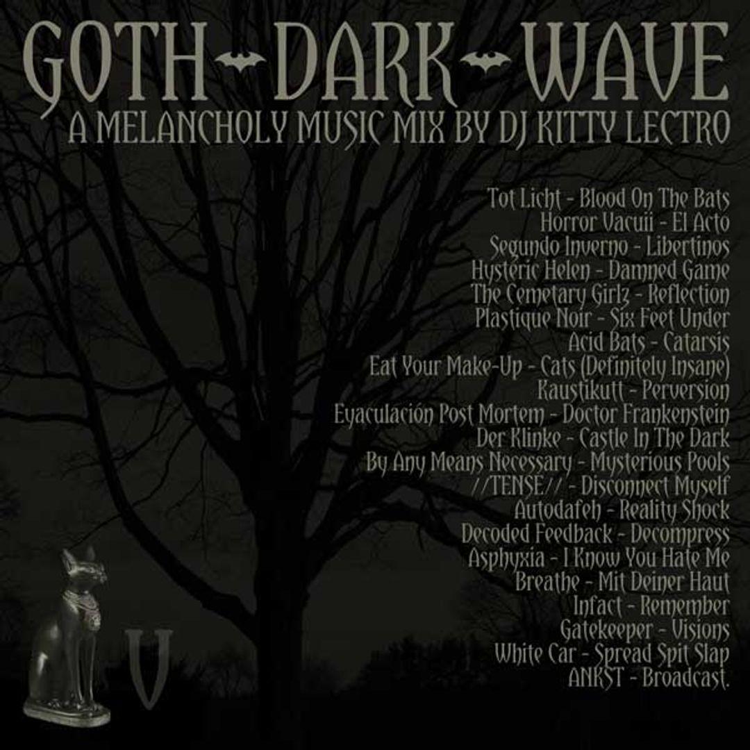 GOTH DARK WAVE MIX 5