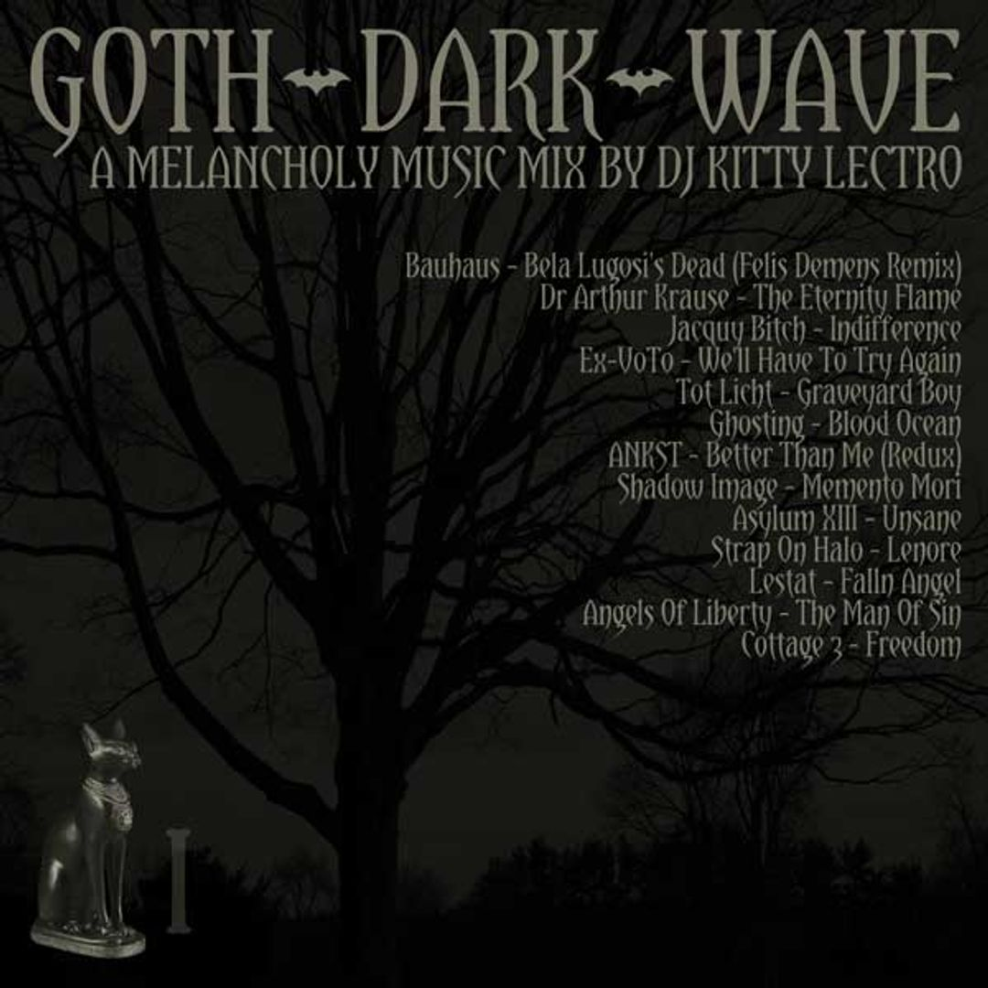 GOTH DARK WAVE MIX