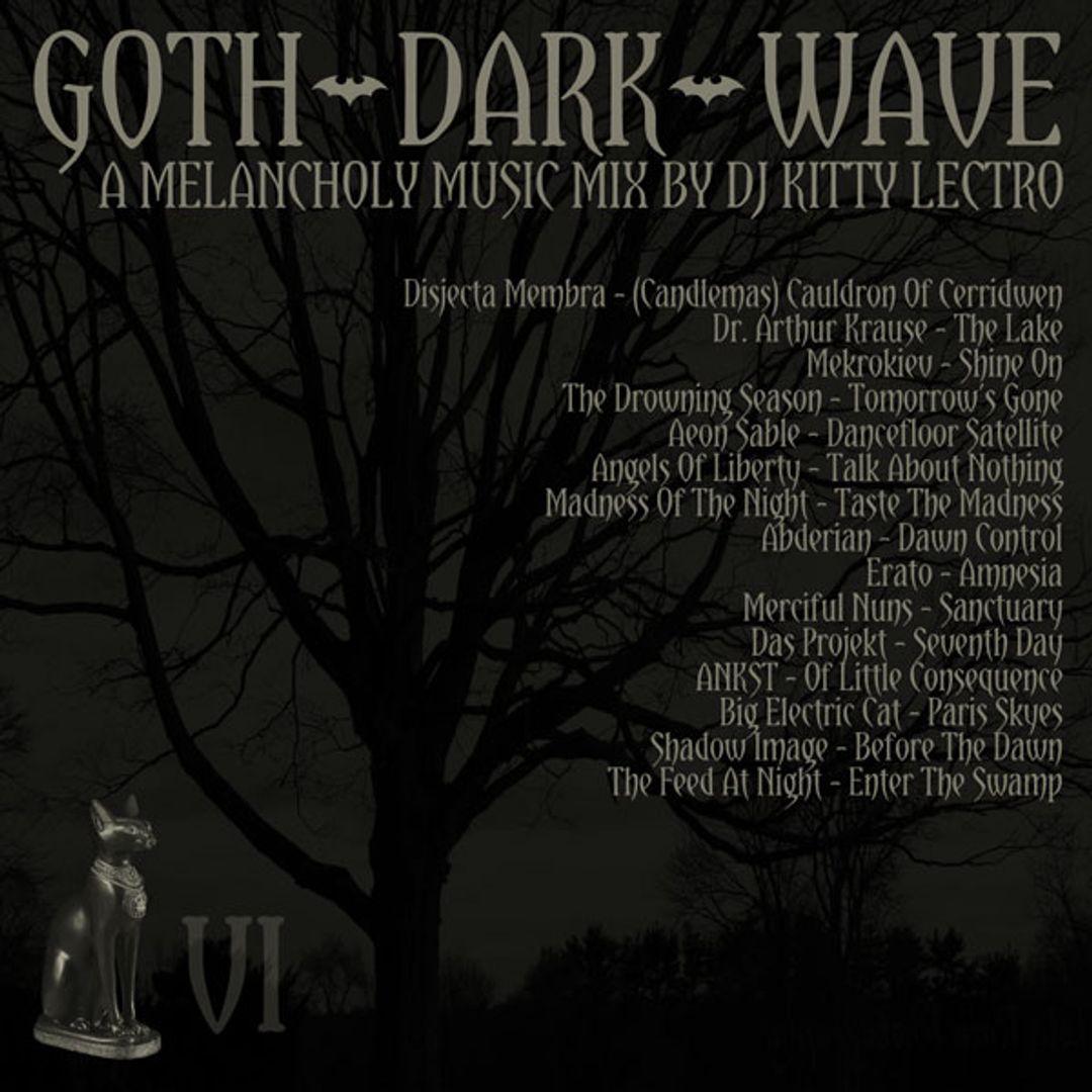GOTH DARK WAVE MIX 6