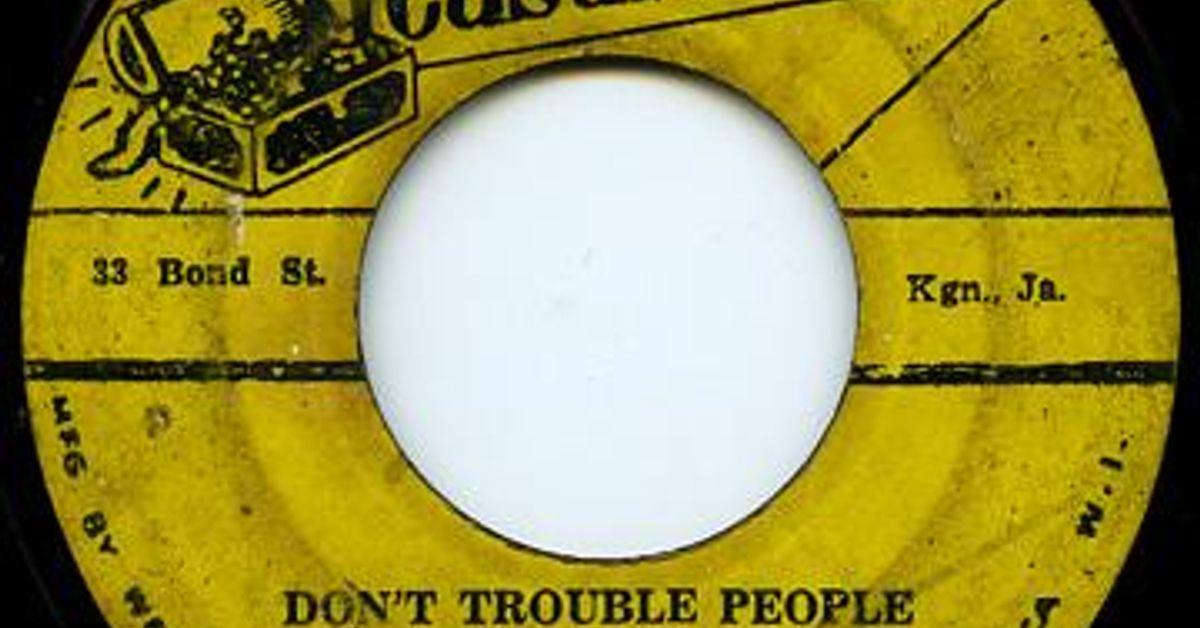 Treasure Isle Records Wet Dream By Selecta Waynazz Mixcloud