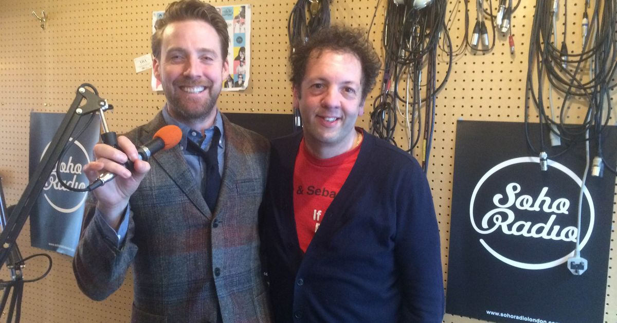 Pete Paphides With Ricky Wilson 10 03 15 By Soho Radio