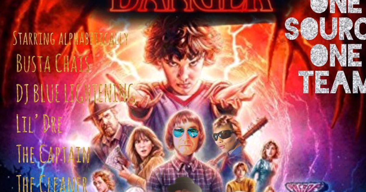 """""""stranger danger"""" gone wrong"""