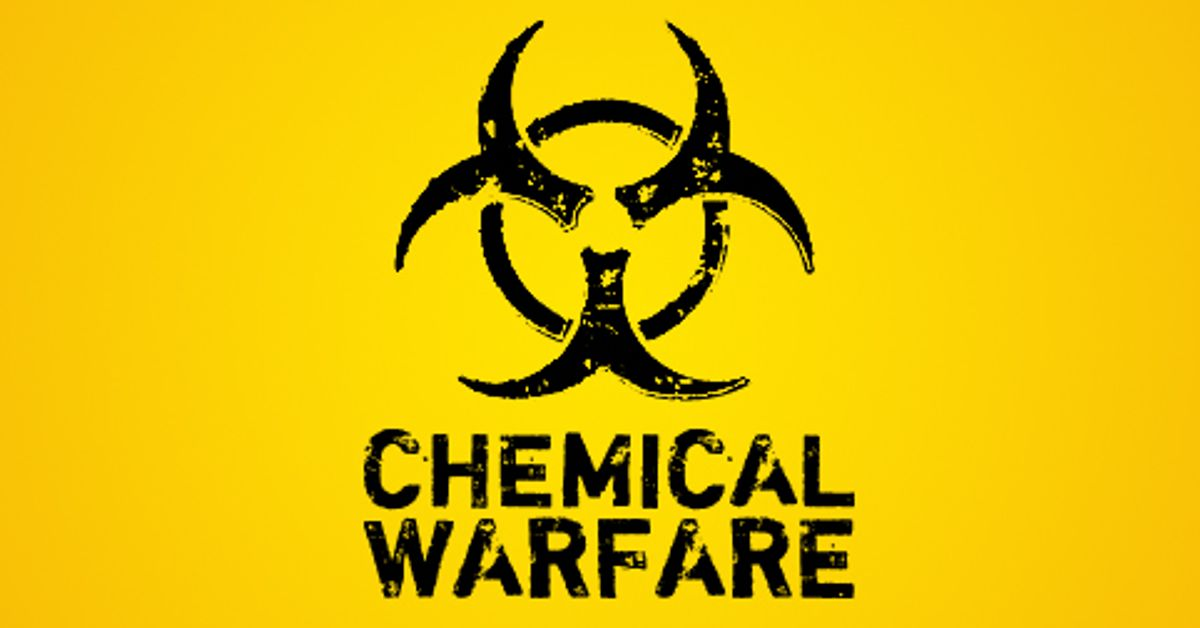 the effect chemical warfare on the Read about the chemical warfare that the united the chemical reaction of joseph buttinger attempted to document the effect that the war had on the.