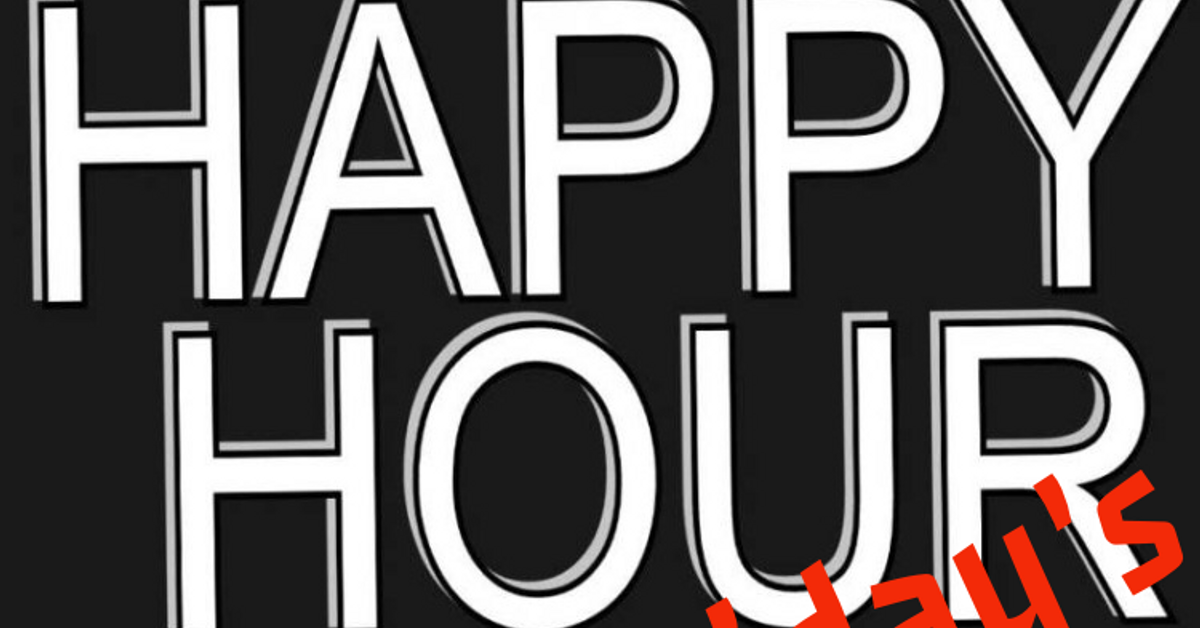 happy hour Add to calendar april 12, 2018 15:00 april 12, 2018 18:00 30 starbucks starbucks® happy hour, code 3324 it's a party and you're invited starbucks® happy hour is thursday, april 12.