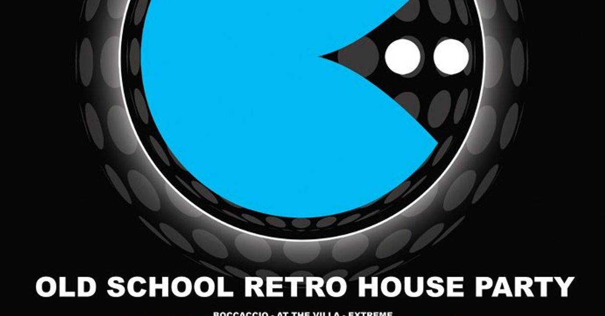 Old school retro house party fuse 08 03 2013 p4 by for Best old school house songs