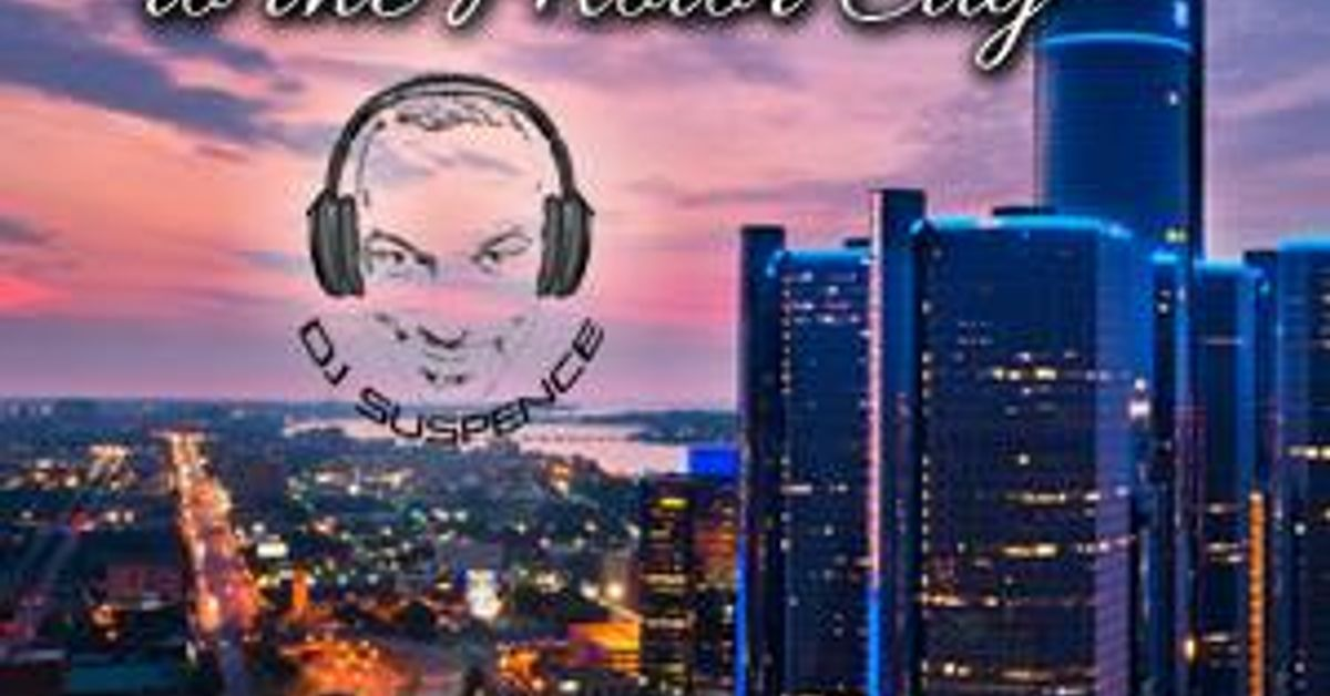Classic house flight to the motor city by dj suspence for Classic house djs