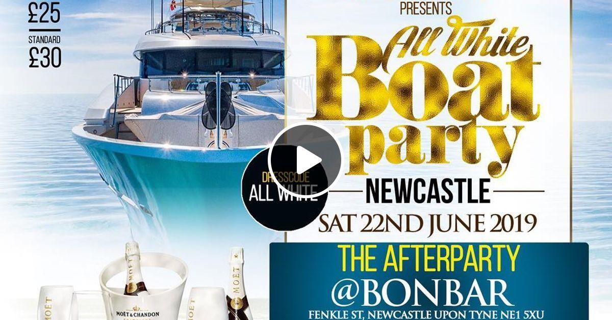 Amapiano All White Boat Party 2019 - Dj Stixx by Dj Stixx