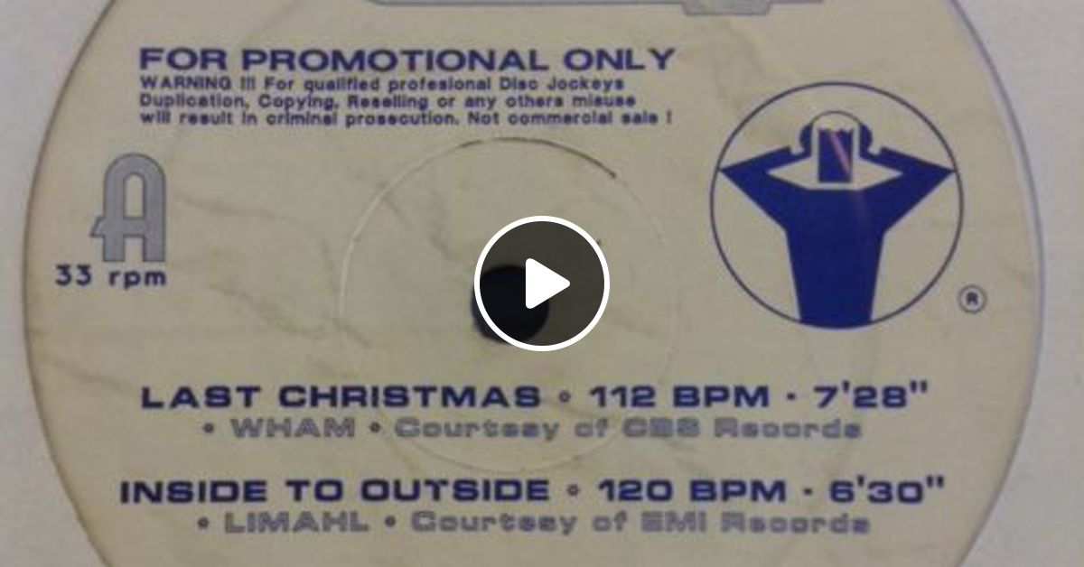 Wham last christmas remix wham