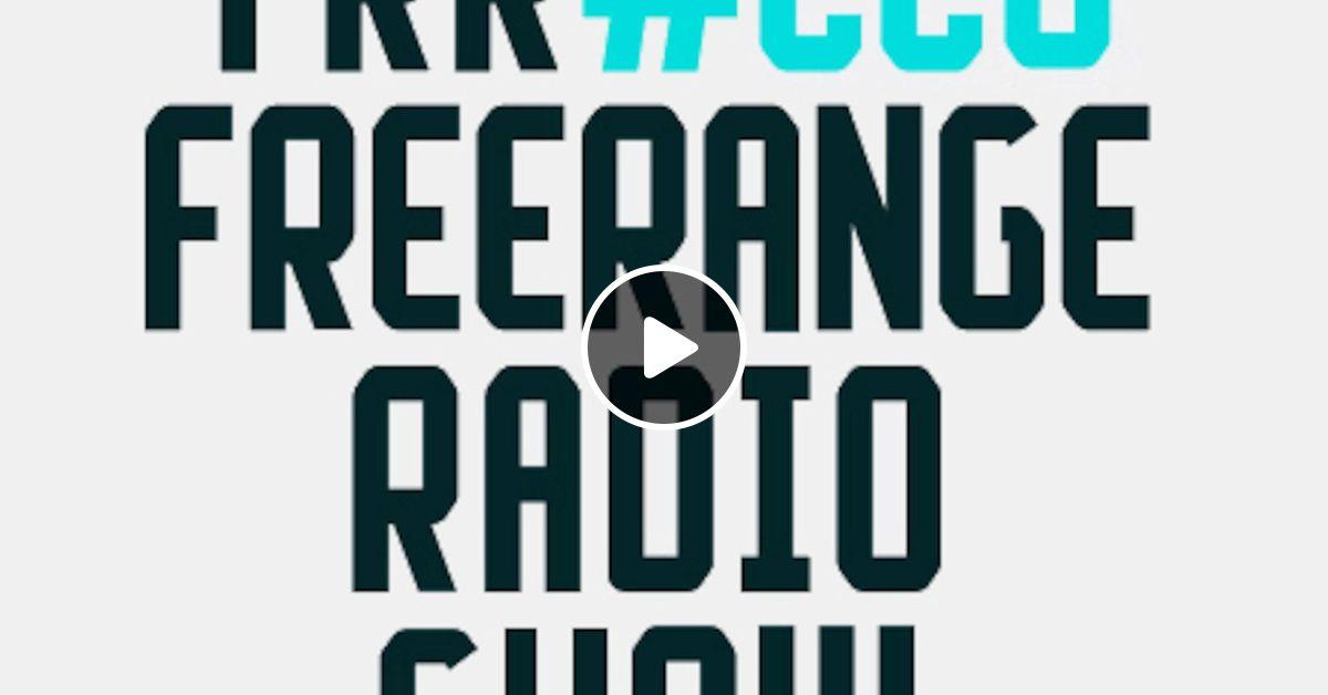 Freerange Records Radioshow No 228 - April 2019 With Matt