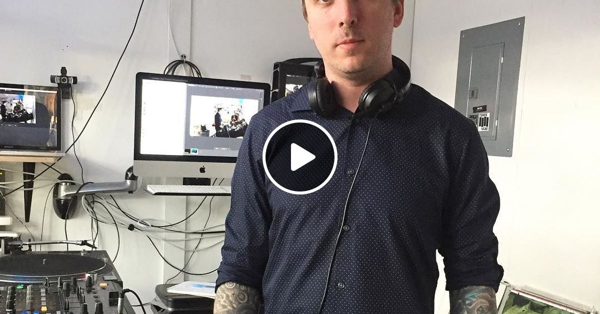 Ryan Martin Dais Records The Lot Radio 05 16 2017 By