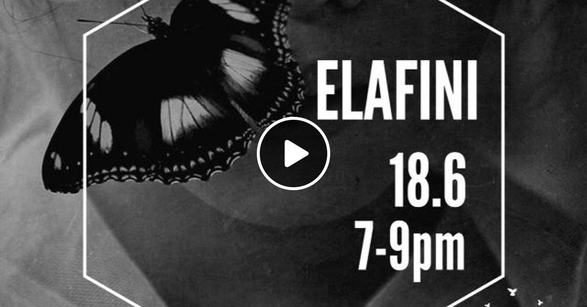 Elafini_Run Boy Run_18 June_InnersoundRadio by elafini  Mixcloud