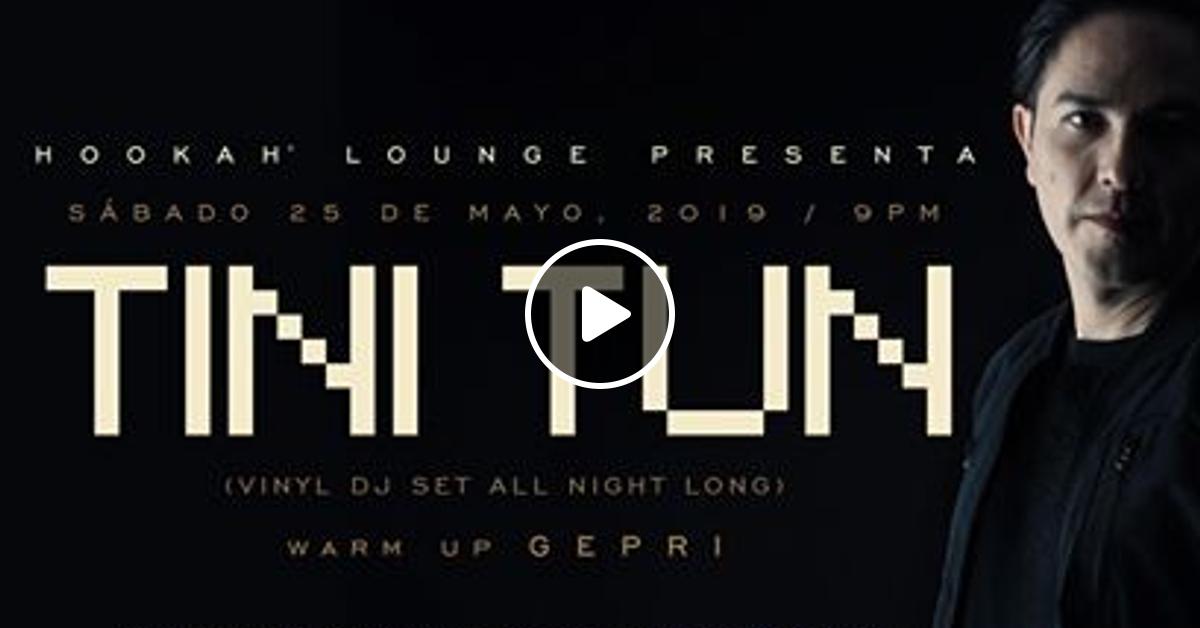 Tini Tun Live Hookah Lounge México City 100 Vinyl