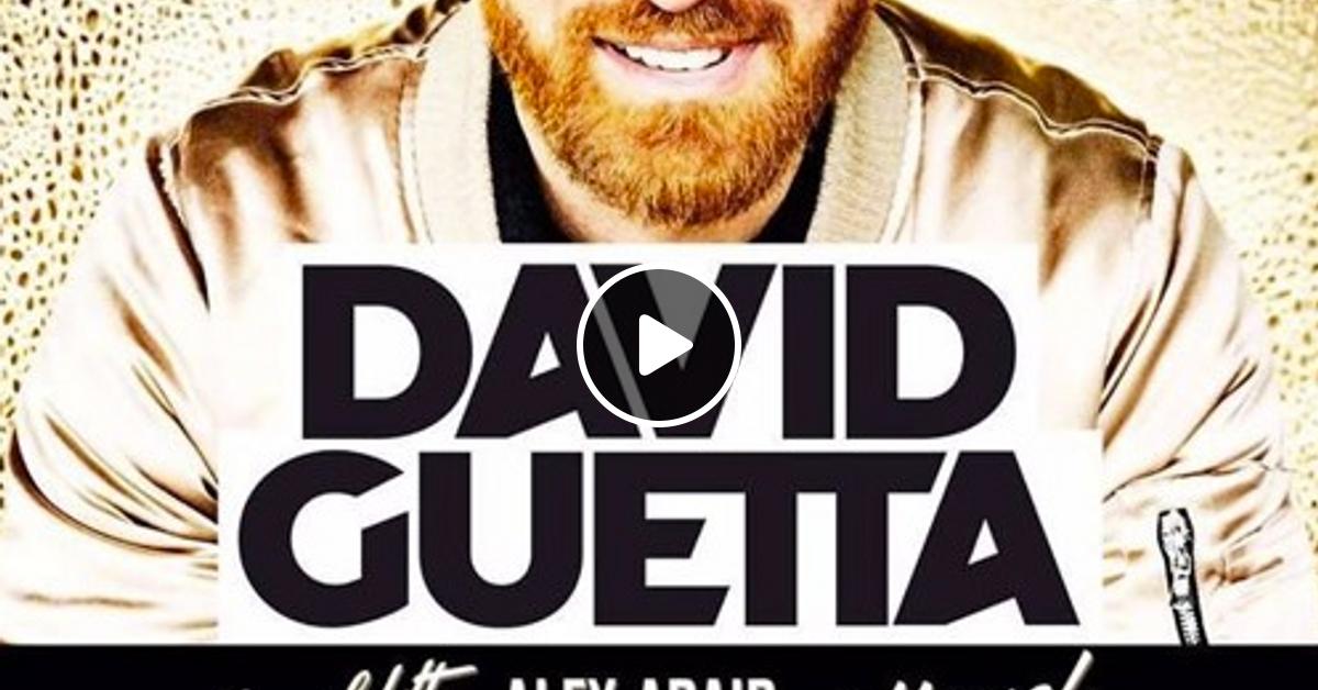Luisen Merino (David Guetta Warm Up) Benidorm by Charlie