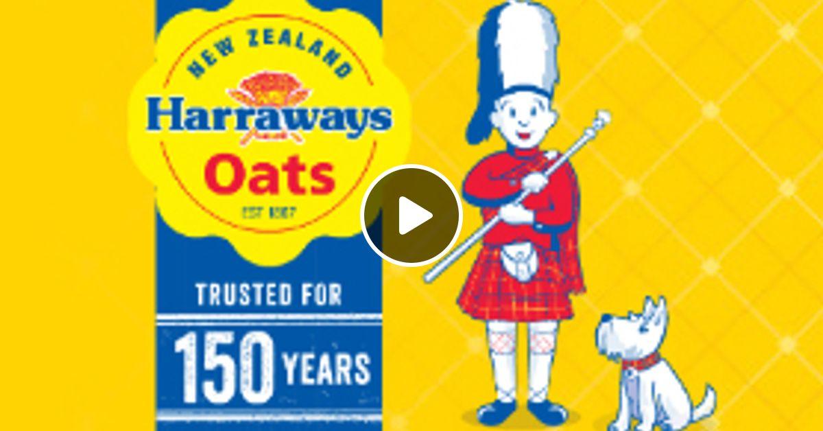 129651d48b3a Harraways Oat Singles Tuesday Breakfast (27 2 18) with Jamie Green by Radio  One 91FM