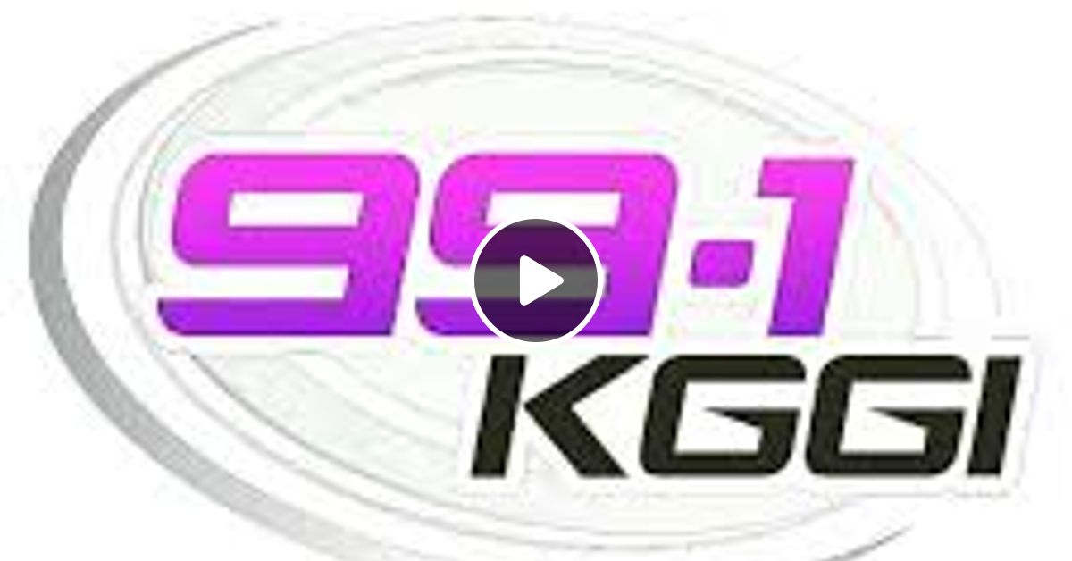 991 KGGI FM Labor Day Mix 2018 By Djvincewest