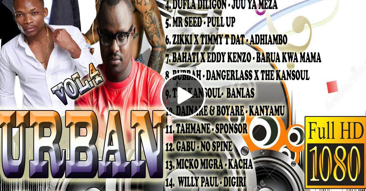 Dj Pink The Baddest - Urban Local Mixtape Vol 4 by DJ PINK