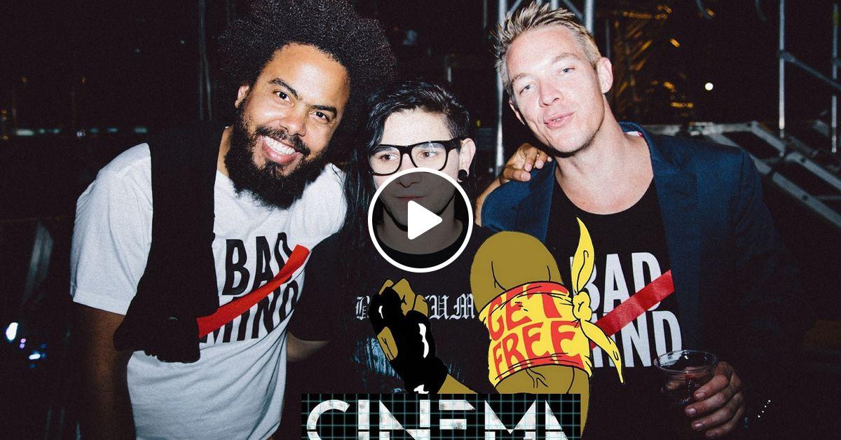 Get Free V/S Cinema - Skrillex Ft Major Lazer (Andy C Ft Dj Jan0