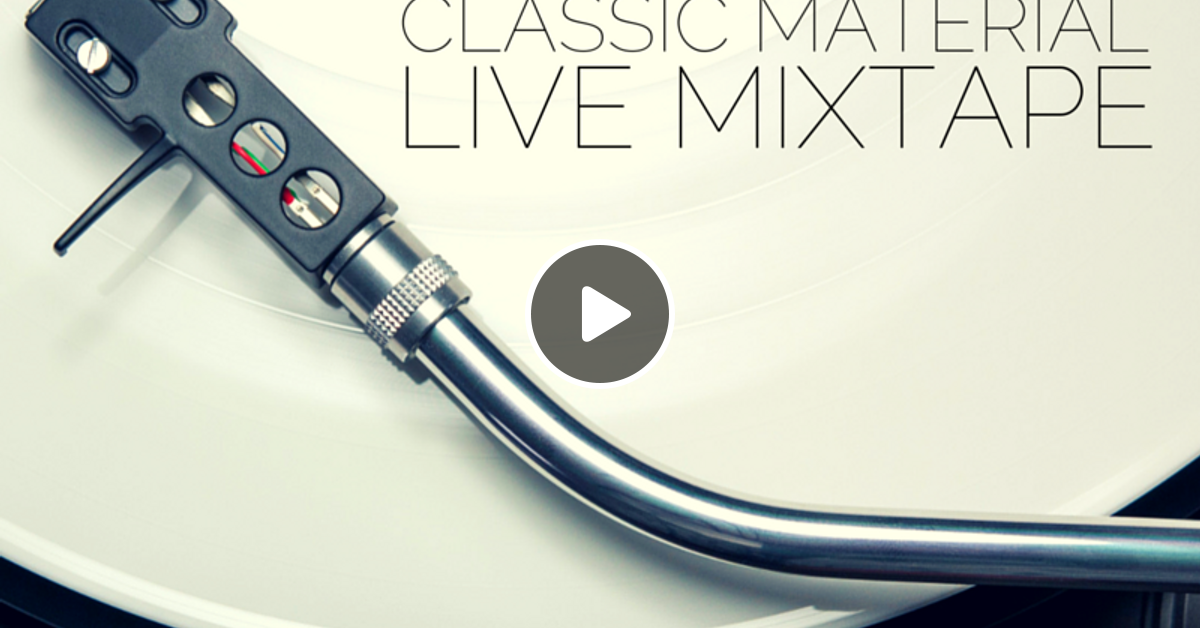 Black Music Classic Material Live Mixtape By Dj Mike