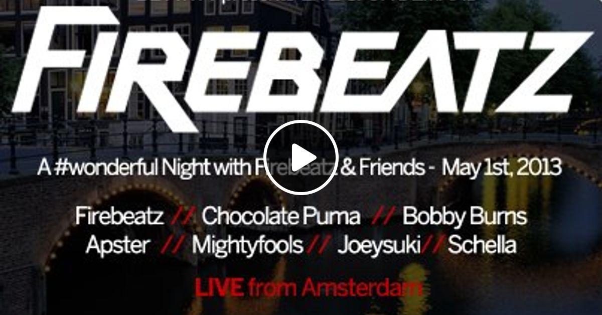 gorące wyprzedaże super słodki najlepiej tanio Chocolate Puma - Live @ Firebeatz & Friends Amsterdam Studio ...