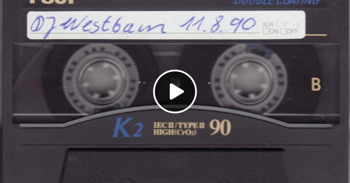 Hr3 Clubnight Dj Westbam 11 8 1990 By Berlindjmixtape