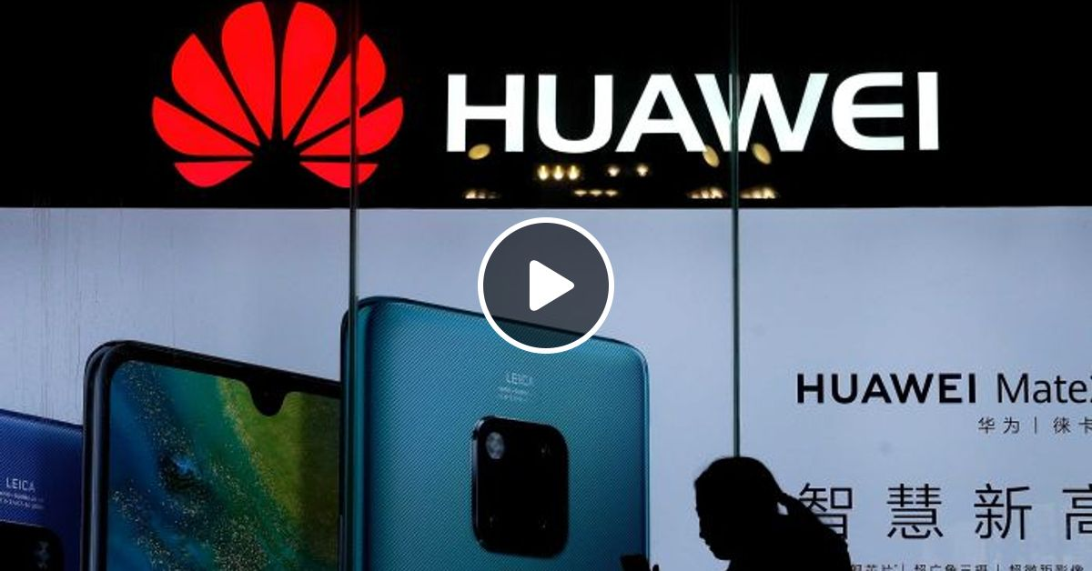 Huawei boss declares the US can't crush his company by PM