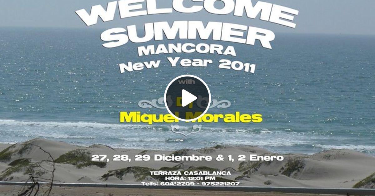 Miquel Morales Kei Live Set Casa Blanca Máncora Summer 01