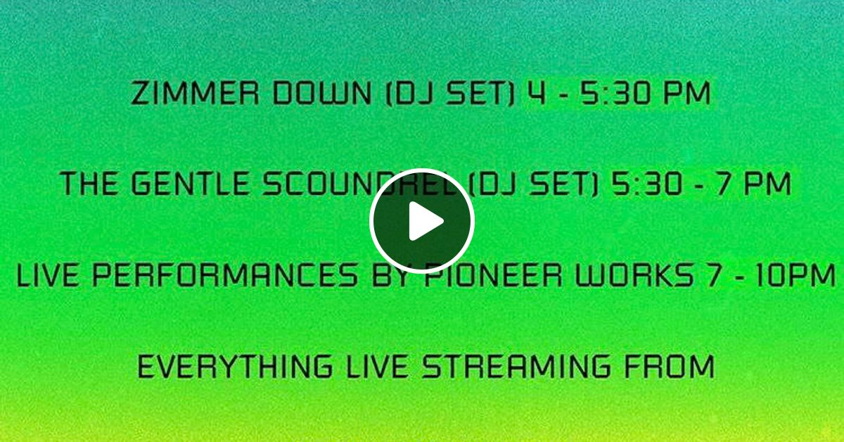 Zimmer Down Pioneer Works Second Sundays Residency 11 18 By 8 Ball Radio Mixcloud