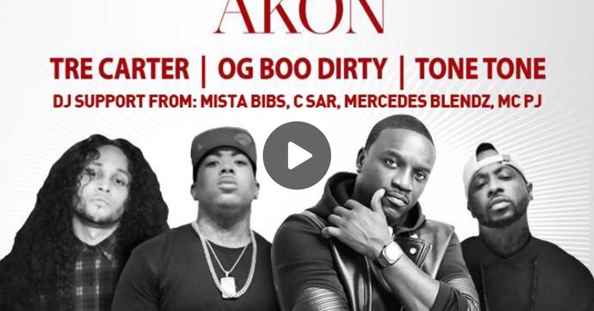 Mercedes Blendz - Akon Mini Mix (R&B, Hip Hop, Urban) by DJ Mercedes