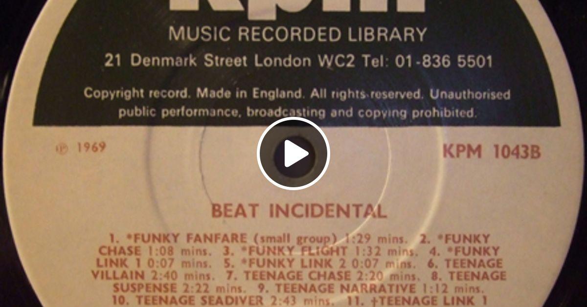 DJ Tamenpi - KPM Groove by sopedradamusical   Mixcloud