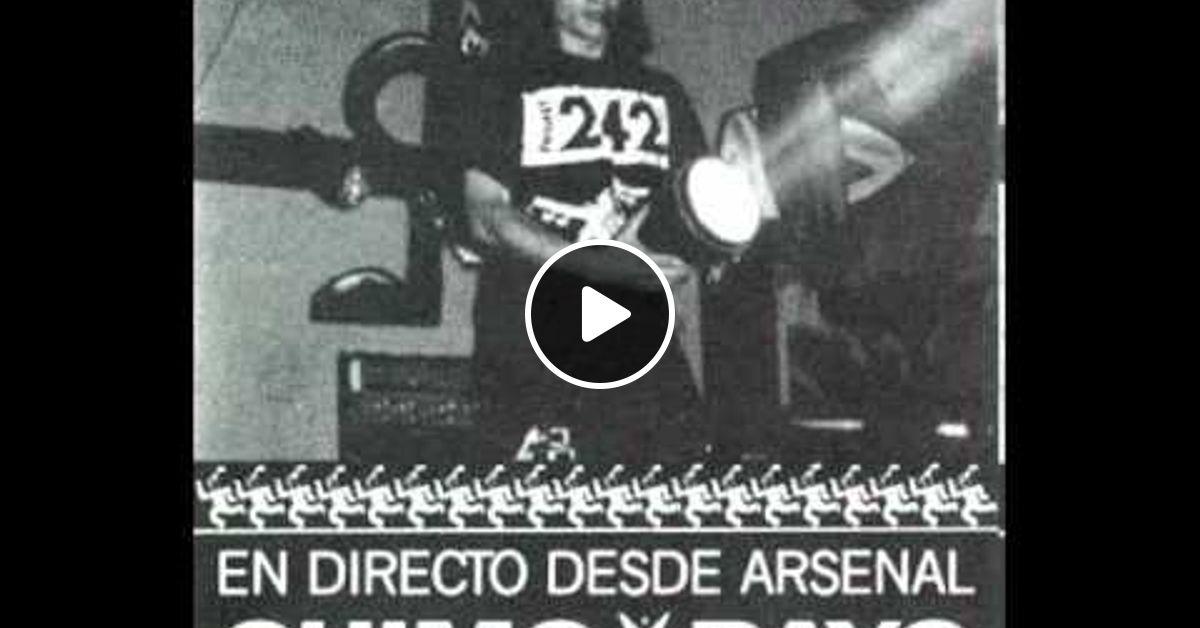 discoteca arsenal oliva chimo bayo dj 1988 cara a by