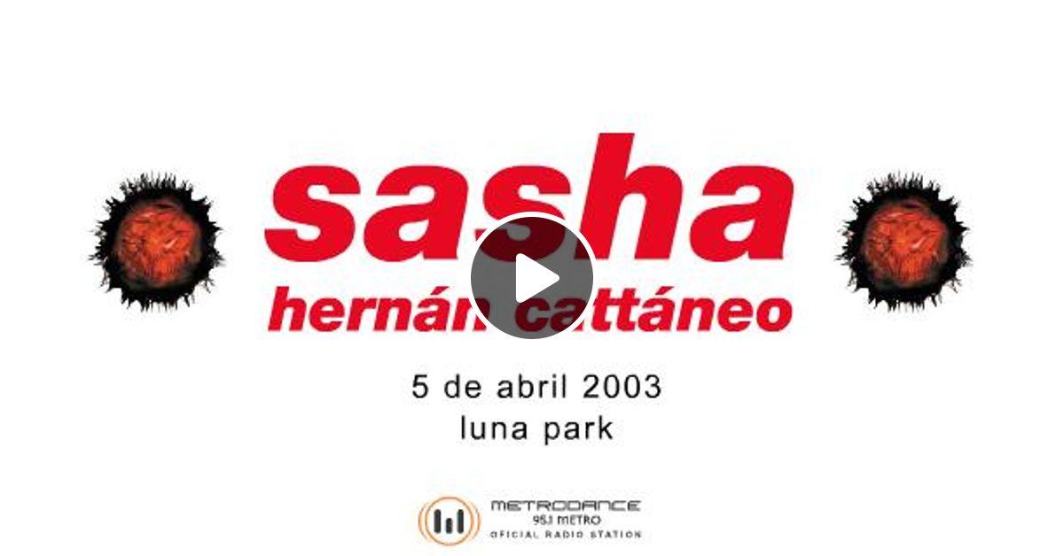 sasha moonpark 2003