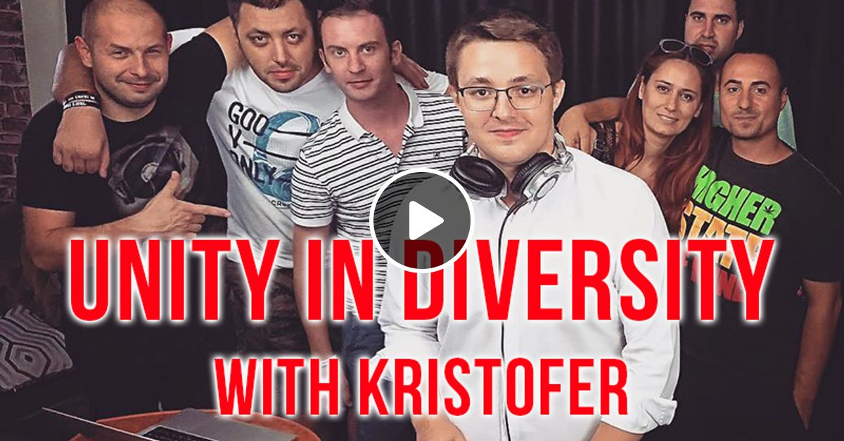 Kristofer and friends - Unity in Diversity 500 (LIVE studio party