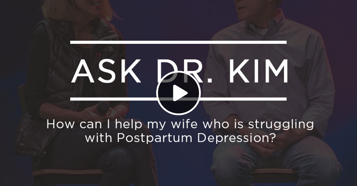 how to help wife with depression