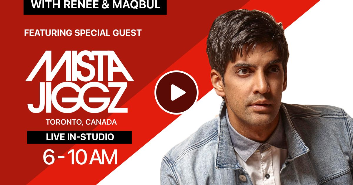 Mista Jiggz - Live on 98 4 CAPITAL FM (Nairobi, Kenya) In The