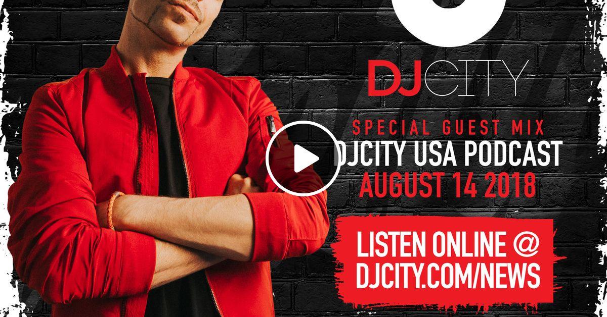Doc jnr - DJ City USA Podcast Aug 14th 2018 by Doc Jnr
