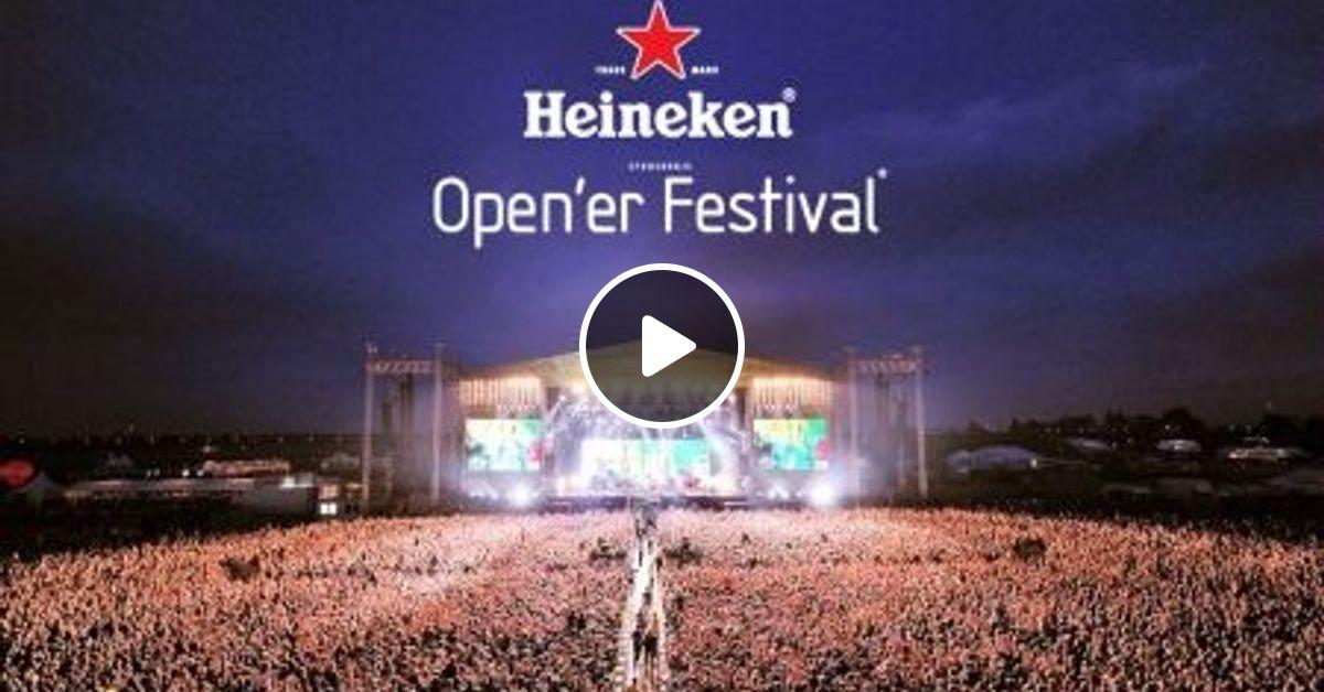 Major Lazer - Open'er Festival 2012-07-05 by Diriger | Mixcloud