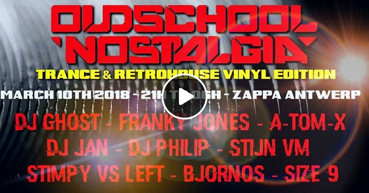 dj Franky Jones @ Zappa - Oldschool Nostalgia 10-03-2018 by Belgium